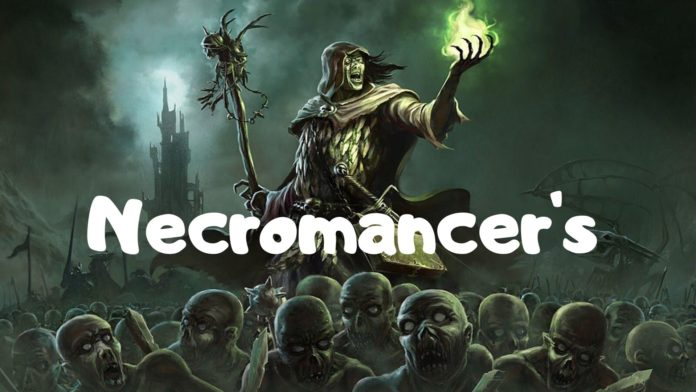 NECROMANCER NAME IDEAS & SUGGESTIONS