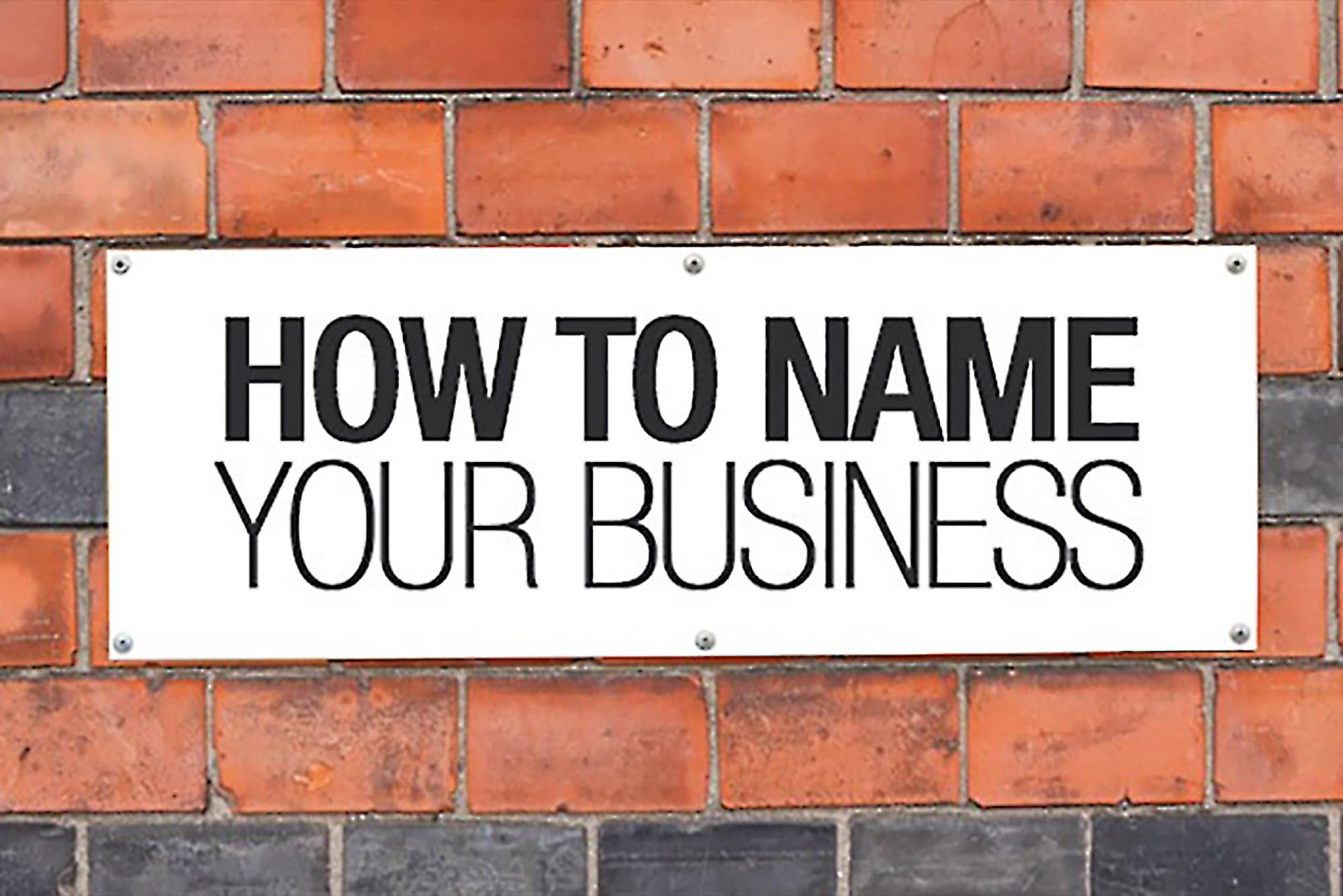 5 Tips to Choose a Catchy Business Name for Your Online Success