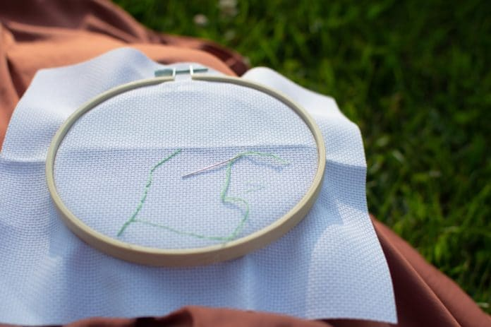 Home Fun With Embroidery Kits